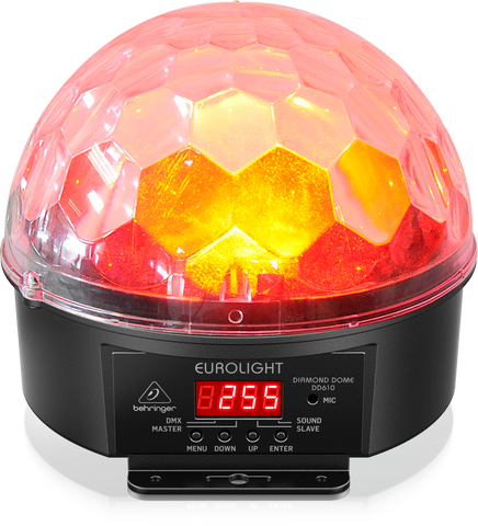 EUROLIGHT DIAMOND DOME DD610
