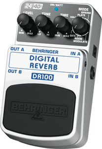 DIGITAL REVERB DR100