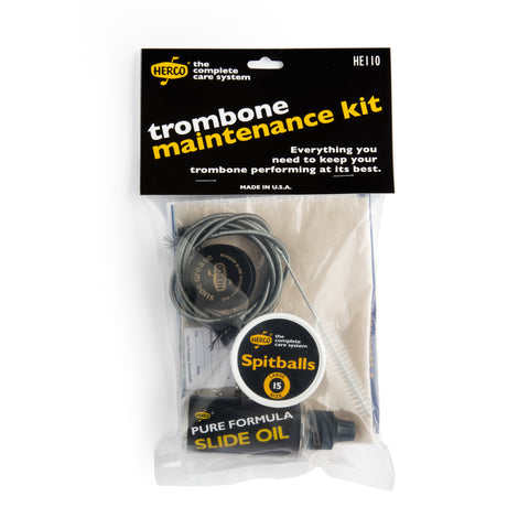 HERCO TROMBONE CARE KITS