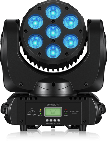 EUROLIGHT MOVING HEAD MH710