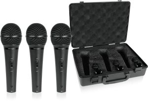 ULTRAVOICE XM1800S (Set of 3)