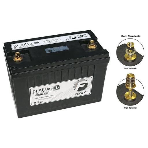 F31 - Group 31 Lithium Starting/Power Supply battery