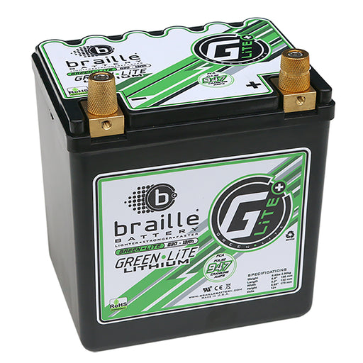 G30 - GreenLite (Automotive Spec) Lithium Battery