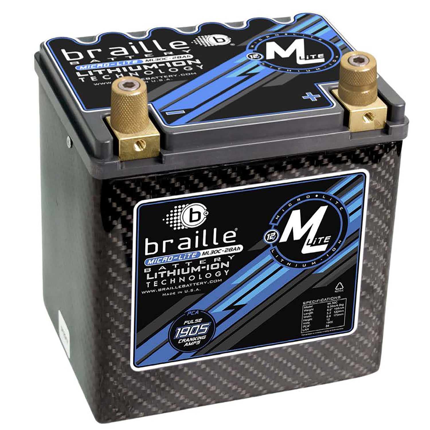 ML30C - MicroLite ML30C lithium battery