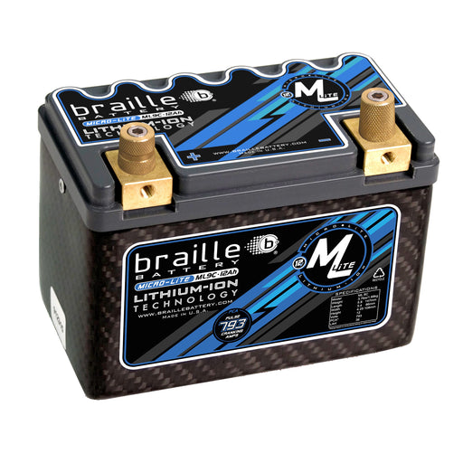 ML9C - MicroLite ML9C lithium battery