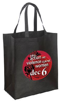 Rose Campaign Tote Bag