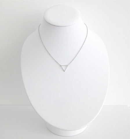 YWCA Canada Triangle Necklace