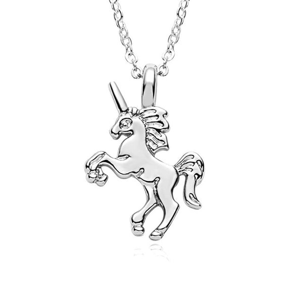 Unicorn Necklace unique jewelry design GemCreature