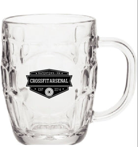 20oz CrossFit Arsenal Dimple Beverage Stein