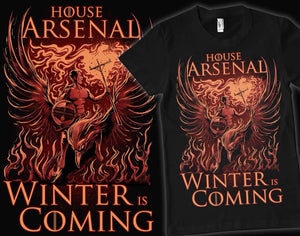 RISE FROM THE ASHES TEE
