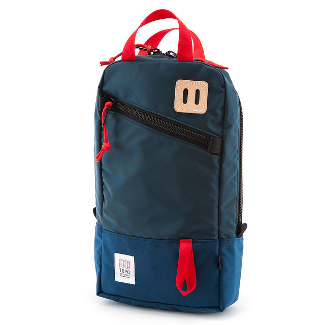 Topo Designs Trip Pack in Navy