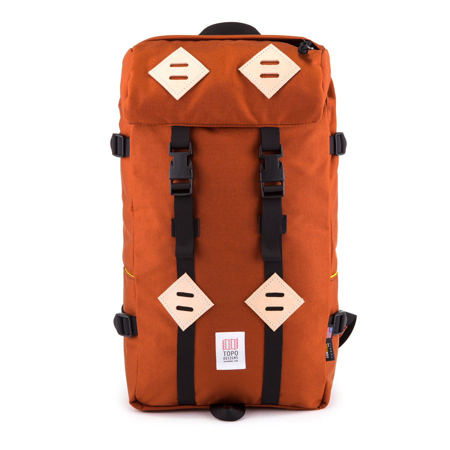 Topo Designs Klettersack in Clay