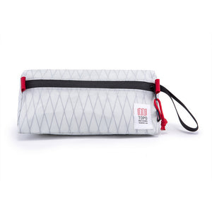 Topo Designs Dopp Kit in X-Pac White