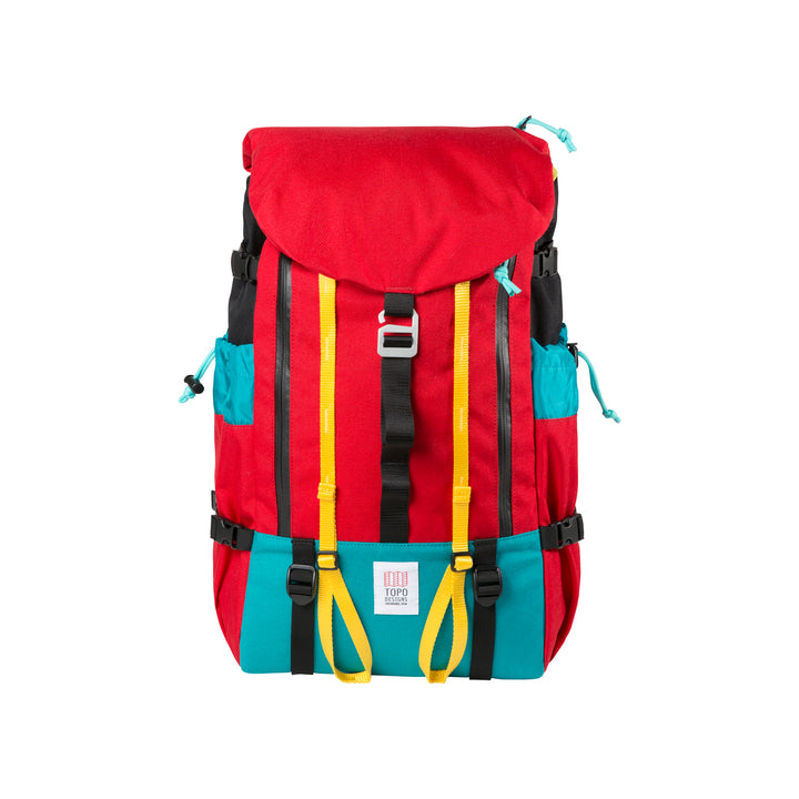 Topo Designs Mountain Pack in Red