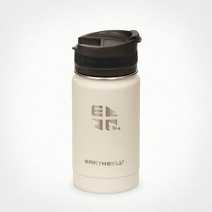 12oz Earthwell® Roaster Cap Vacuum Bottle- Baja Sand
