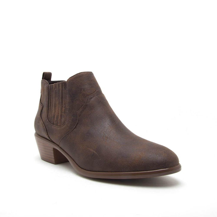 Weekend Brown Boot