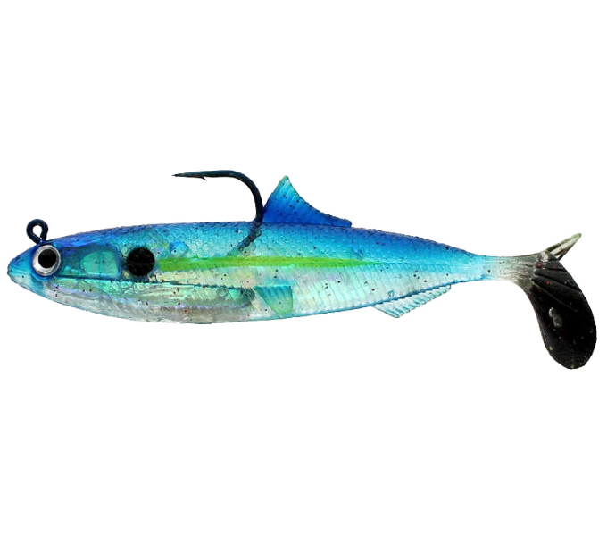 "ETIC 4"" SWIMBAIT 2PK"
