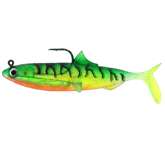 "ETIC 6"" SOFT SWIMBAIT 2PK"