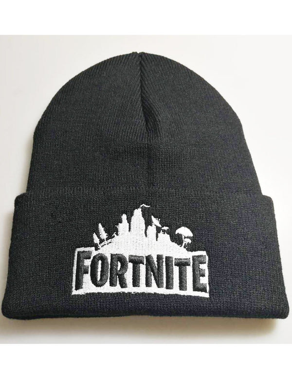 Fortnite Embroidered Unisex Cuffed Knit Hat