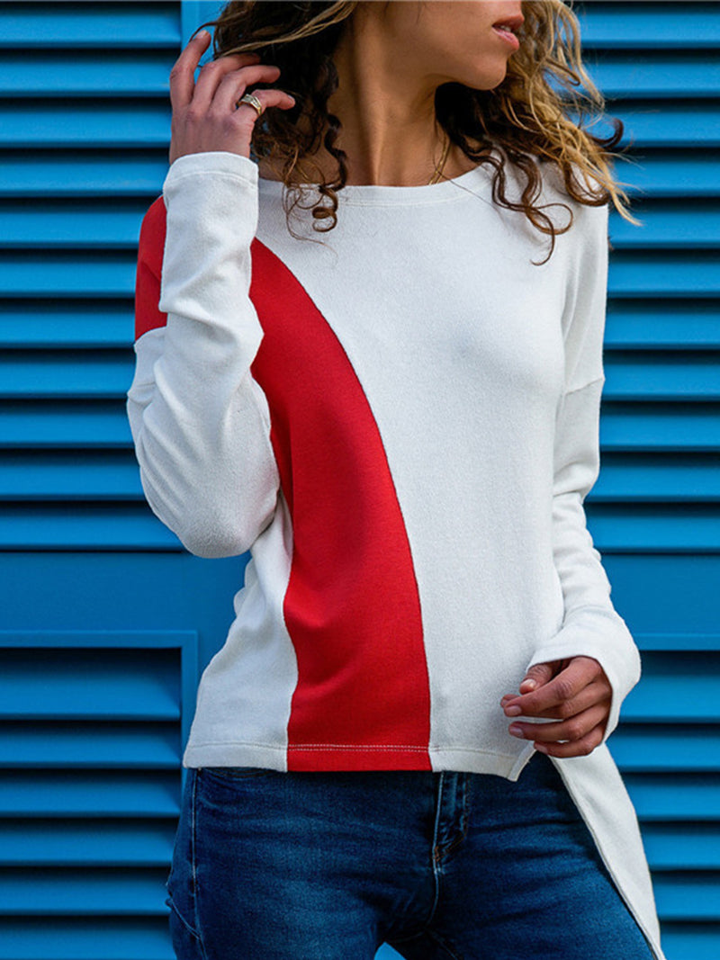 Round Neck T-Shirts & Blouses