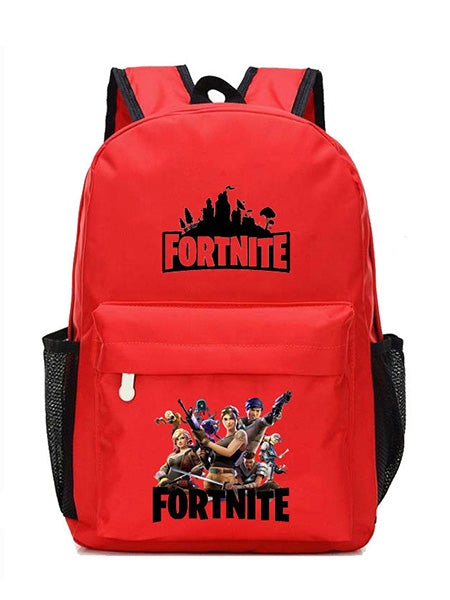 Fortnite Printed Backpack School Bag