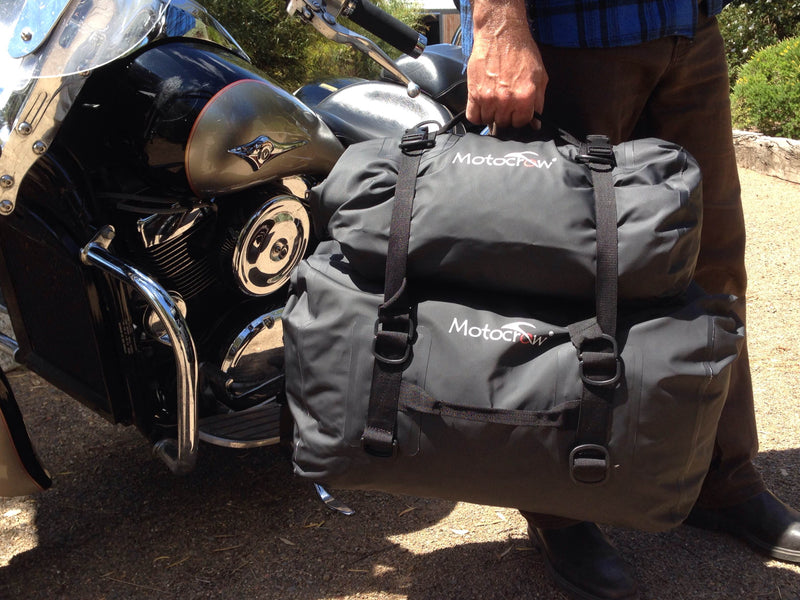 Motocrow Waterproof Travel Bags