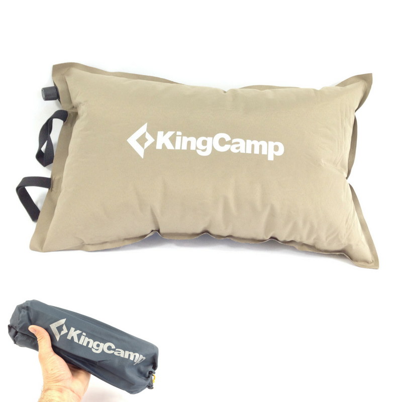 Self Inflatable Travel Camping Pillow