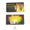 Crystal Wisdom Affirmation Cards Rachelle Charman
