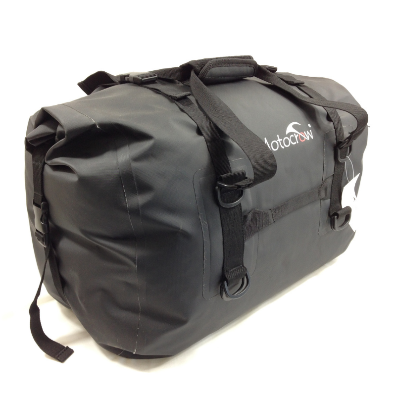 Waterproof Combination Travel Bags Motocrow 48L and 22L