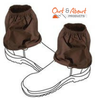 Over boots Oilskin Sock Protectors Sock Savers Water Repellent Work Boot Covers