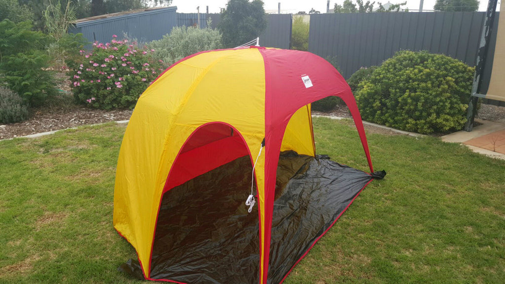 Beach Shelter Dome Tent Pop Up Instant Sun Shade