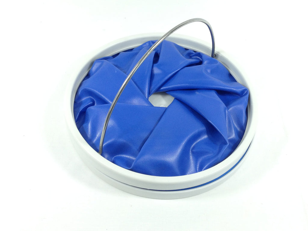 Collapsible Bucket Folding Water Container 9L with Carry Bag