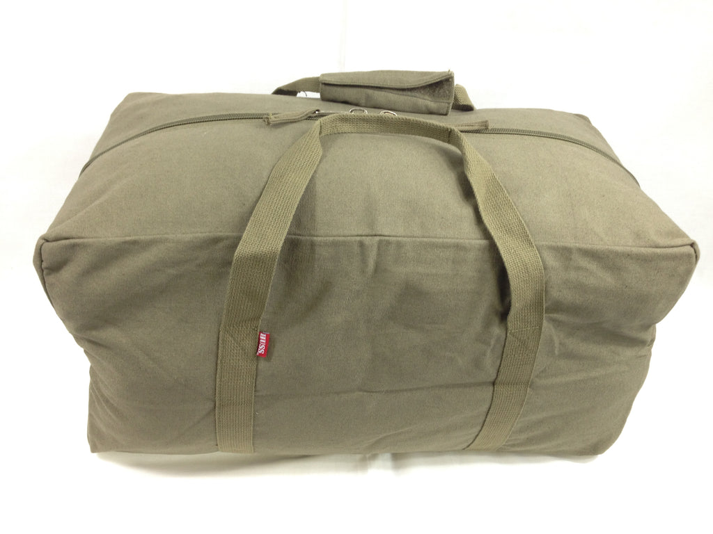 Heavy Duty GI Canvas Duffle Carry Bag