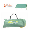 Hiker Fly Tarp Shade Shelter L 300cm x 290cm Ropes Pegs