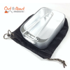 Mess Kit Military Style Nested Mess Tins with Carry Bag
