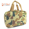 Toiletry Bag Auscam Military Style Personal Toilet Bag