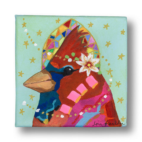 Cardinal Choirbird - SOLD