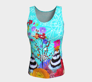Aqua Killdeer tank top