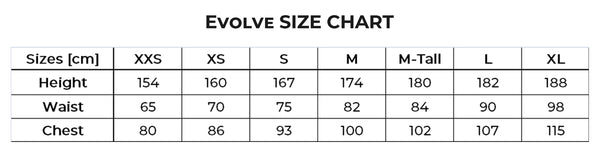 Evolve 5/4mm wetsuit