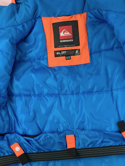 Ensemble ski HH / Quicksilver 5 ans