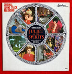 Federico Fellini's Juliet of the Spirits Nino Rota 1965 OST Mainstream Records VG+