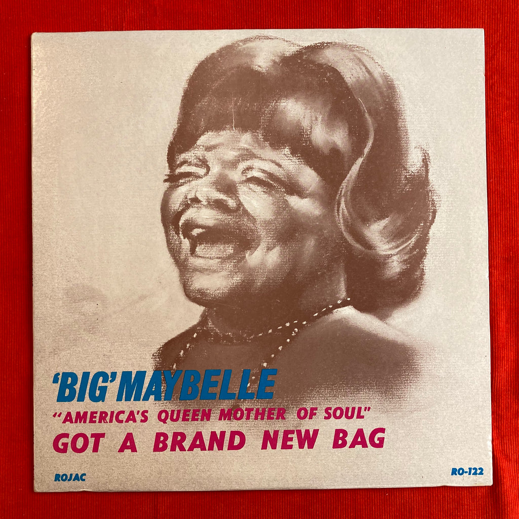 Big Maybelle -  Got A Brand New Bag LP M/M