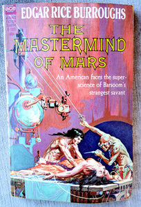 Edgar Rice Burroughs, The Mastermind of Mars