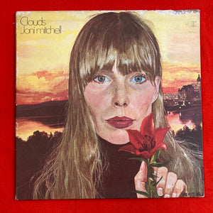 Joni Mitchell - Clouds LP Reprise Records VG+/VG