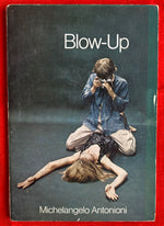"""Blow-Up: A Film (Modern Film Scripts)"" By Michelangelo Antonioni 1971"