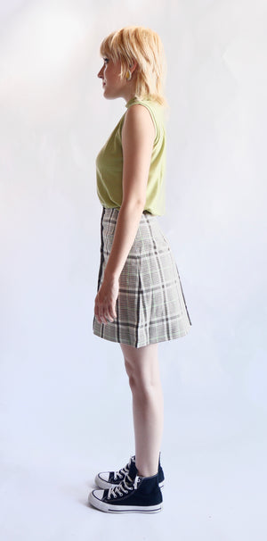 1960s Vintage Bobbie Brooks Button Front Mini-Skorts!