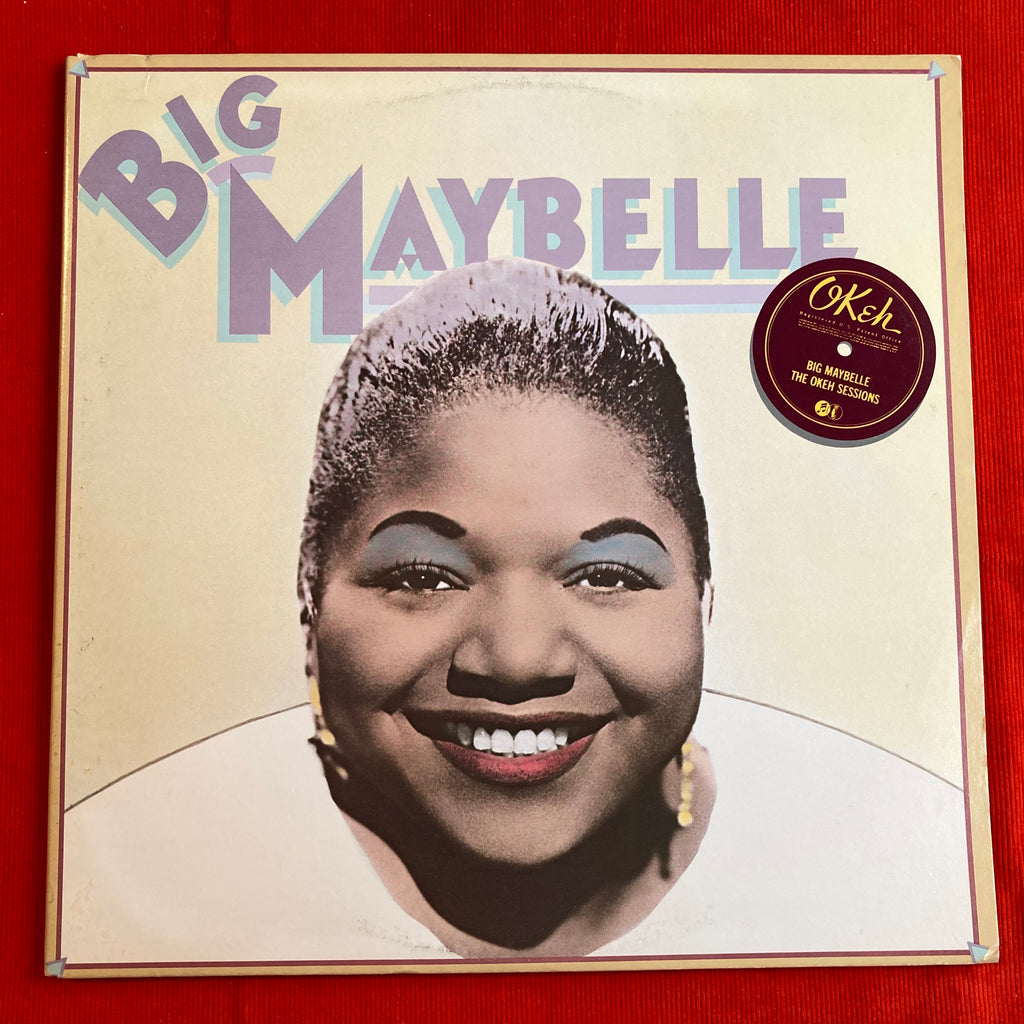 Big Maybelle - The Okeh Sessions LP NM/M