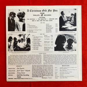 Phil Spector's  A Christmas Gift For You, From Philles Records 1963 NM/M