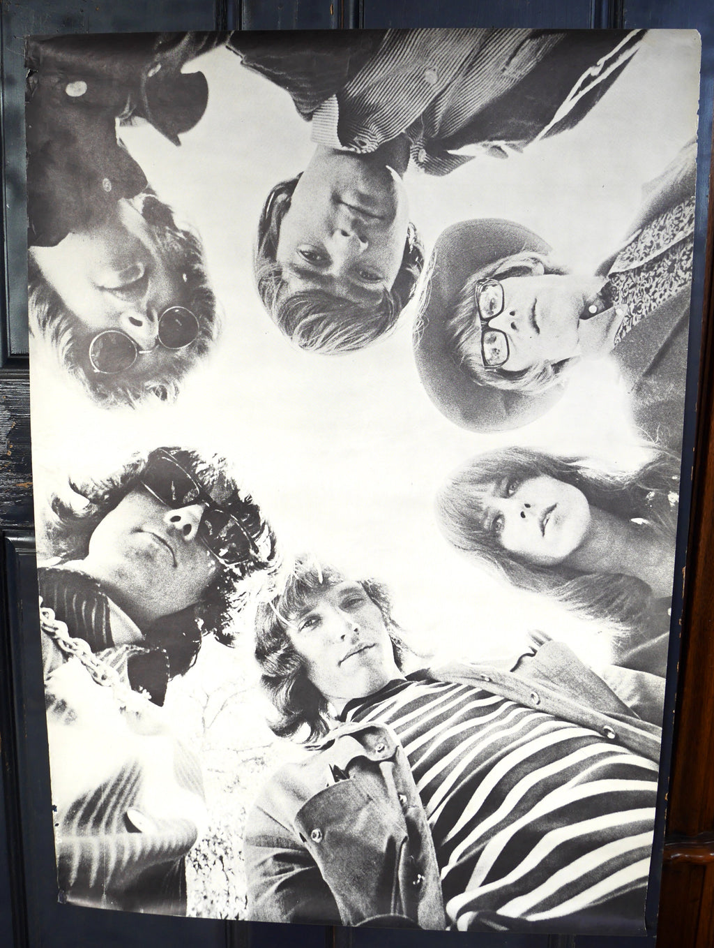 "1967 JEFFERSON AIRPLANE ""CEILING"" POSTER"