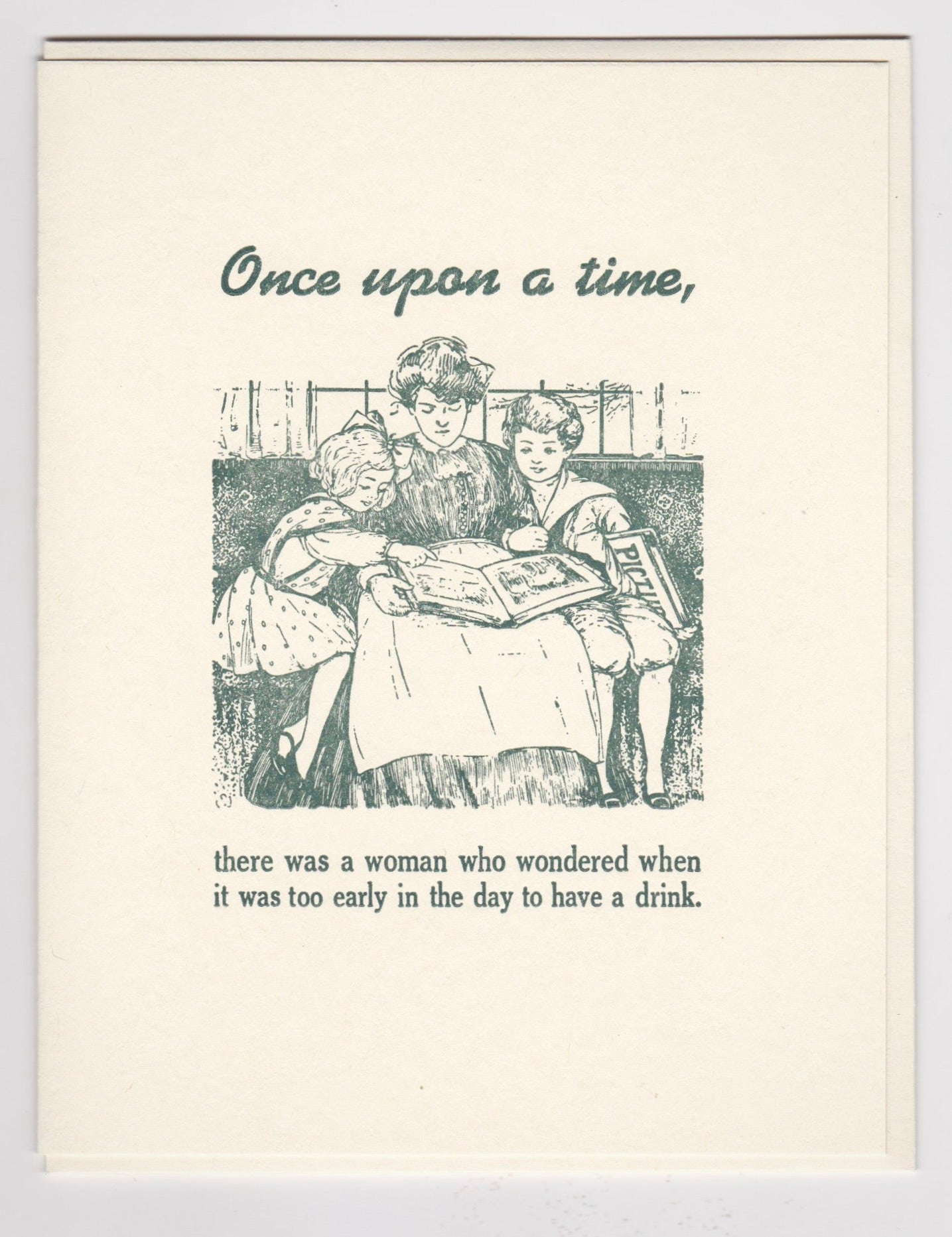 "Mother's Day! ""Once Upon a Time,""by Zeichen Press"